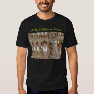 HRH Princess Diana Egypt 1992 Tee Shirt
