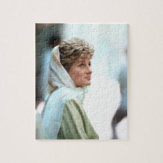 HRH Princess Diana Jigsaw Puzzle