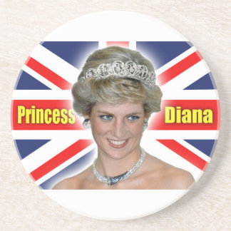 HRH Princess Diana Stunning! Beverage Coasters