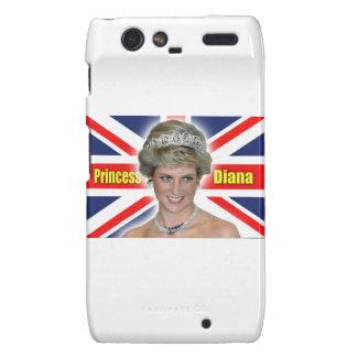 HRH Princess Diana Stunning! Droid RAZR Case