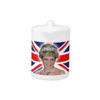 HRH Princess Diana Union Jack