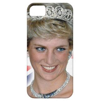 HRH Princess Diana Union Jack iPhone SE/5/5s Case