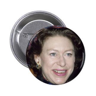 HRH Princess Margaret Buttons