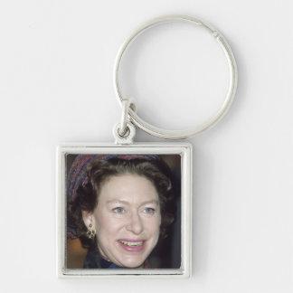 HRH Princess Margaret Keychain