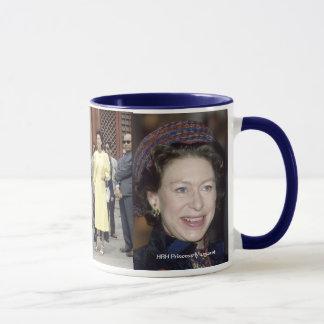 HRH Princess Margaret Mug