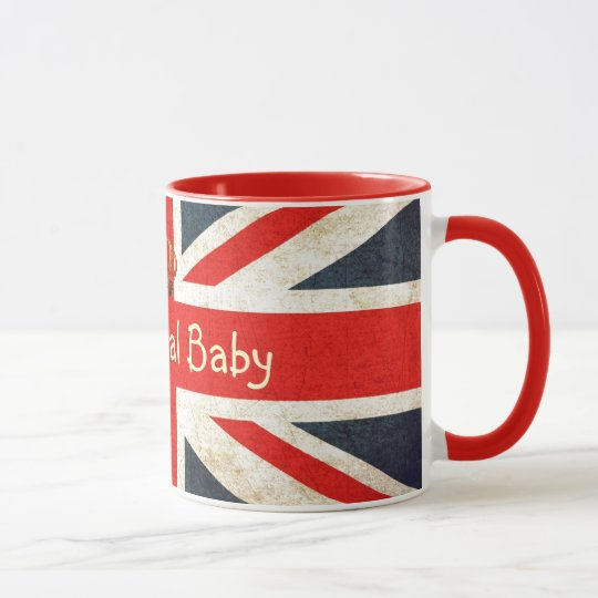 HRH Royal Baby Commemorative Mug