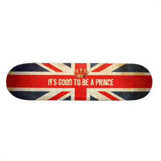 HRH Royal Baby Commemorative Skateboard Deck