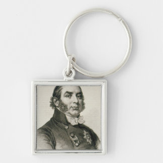 HRH The Duke of Kent, the Queen's Father Keychain