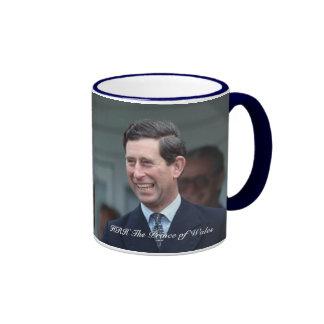 HRH The Prince of Wales Ringer Mug