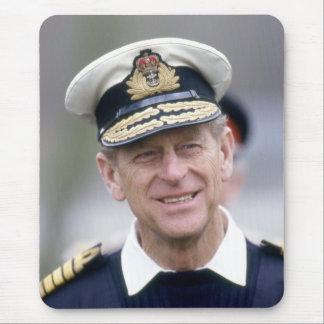 HRH The Prince Philip, Duke of Edinburgh Mouse Pad