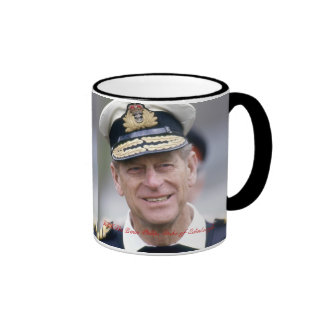 HRH The Prince Philip, Duke of Edinburgh Coffee Mugs