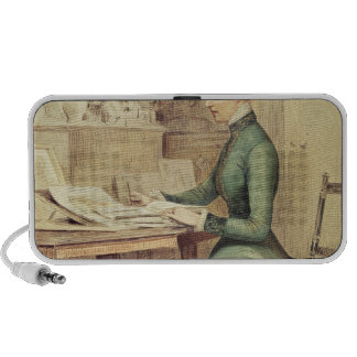 HRH The Princess of Wales Laptop Speakers
