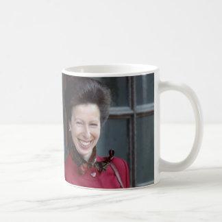 HRH The Princess Royal Coffee Mug
