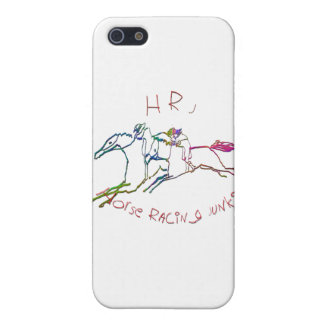 HRJ - Horse Racing Junkie Cover For iPhone SE/5/5s