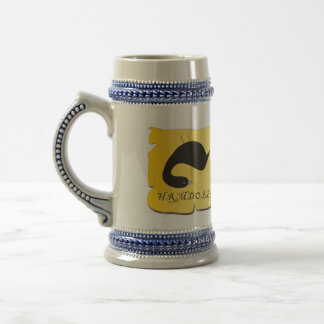 hrmdobbc, This beverage property of, Head Hoopl... Beer Stein