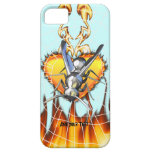 hrome yellow jacket design 2 with fire and web. iPhone 5 covers