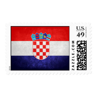 Hrvatska; Bandera de Croacia Sellos