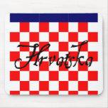 Hrvatska Mousepad
