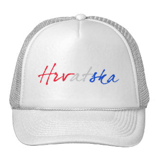 Hrvatska Trucker Hat