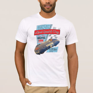 HRW 2015 Land Speed & Drag T-Shirt