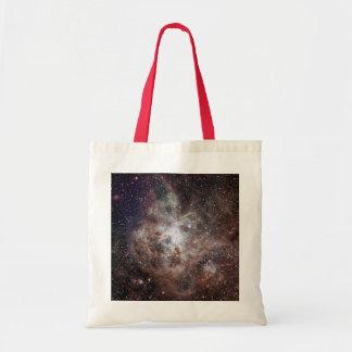 HS-1999-12 Tarantula Nebula NASA Tote Bag