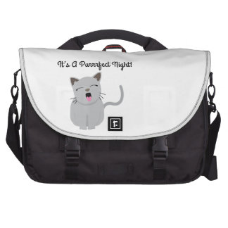 H's G Purrfect Night! Computer Bag