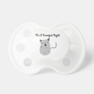 H's G Purrfect Night! BooginHead Pacifier