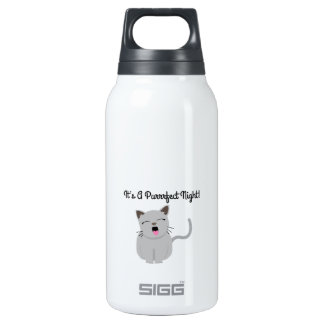 H's G Purrfect Night! SIGG Thermo 0.3L Insulated Bottle