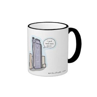 HSBC Building Coffee Mug