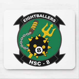 HSC - 8 Helicopter Sea Combat Squadron Mouse Pad