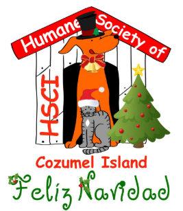 hsci christmas card - Humane Society Christmas Cards