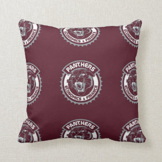 HSEF Panther Pride Throw Pillow