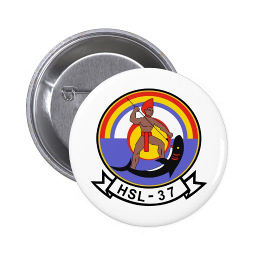 HSL-37 Easy Rider Pinback Buttons