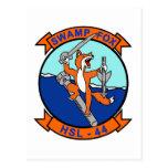 HSL-44 SWAMP FOX POST CARD