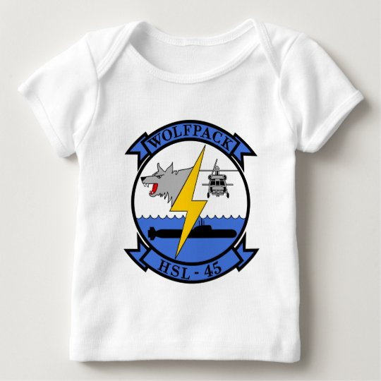 HSL-45 Wolfpack Baby T-Shirt