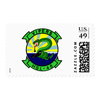 HSL-48 Vipers Stamps