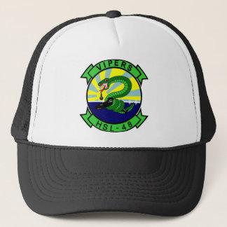 HSL-48 Vipers Trucker Hat