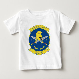 HSM-70 Spartans Camisetas