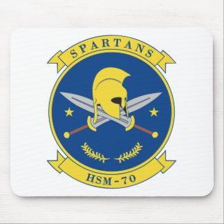 HSM-70 Spartans Alfombrillas De Raton