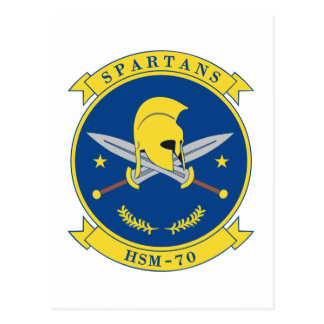 HSM-70 Spartans Postal