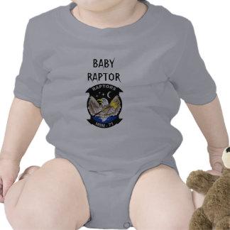 HSM_71 BABY RAPTOR T-SHIRTS
