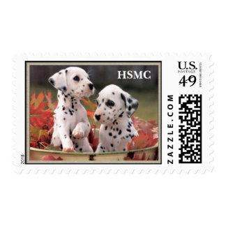 HSMC - Puppy Stamps