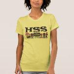 HSS - Estudiantes del susto Camiseta