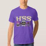 HSS - Estudiantes del susto Playera