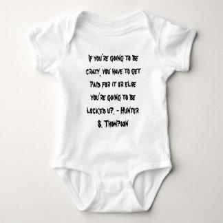 HST Crazy Quote Tshirt