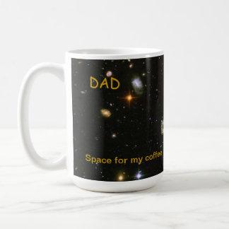 HST Dad space Mug