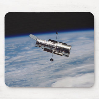 HST in Orbit Mouse Pads