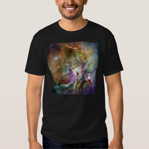 HST Orion Nebula Messier 42 M42 NGC 1976 T-shirts