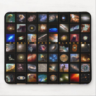 HST Snapshots Mouse Pad