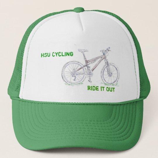 HSU cycling Trucker Hat